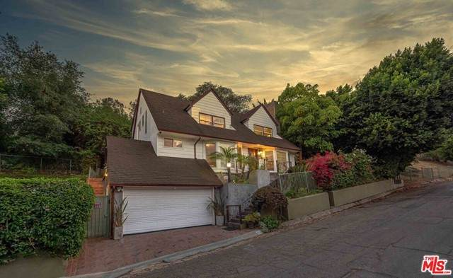 8100 Mulholland Terrace, Los Angeles (City), CA 90046 (#21751672) :: Wendy Rich-Soto and Associates