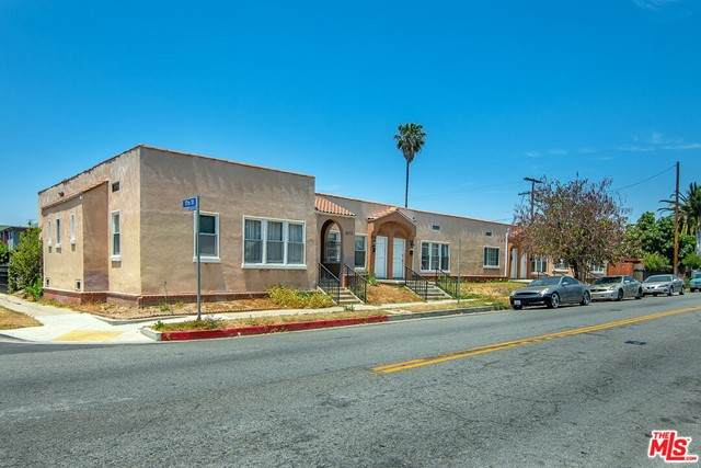 1663 West Boulevard, Los Angeles (City), CA 90019 (#21751974) :: Team Tami