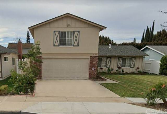 587 Traverse Drive, Costa Mesa, CA 92626 (#NP21135491) :: First Team Real Estate