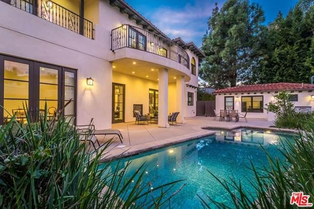 238 N Rexford Drive, Beverly Hills, CA 90210 (#21751664) :: Team Tami