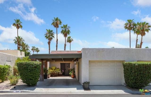 1654 Paseo De La Palma, Palm Springs, CA 92264 (#21748474) :: The Miller Group