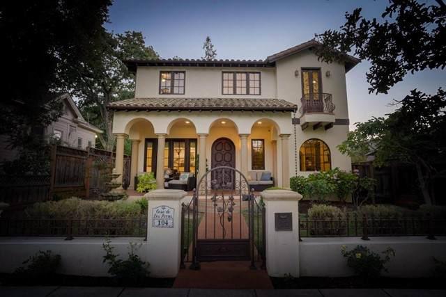 104 Loma Alta Avenue, Los Gatos, CA 95030 (#ML81850186) :: Team Tami