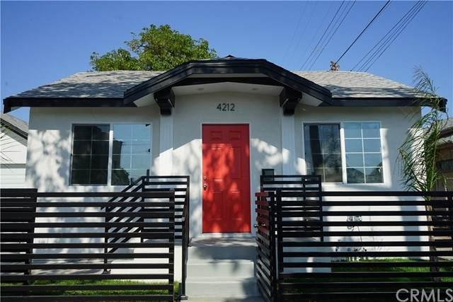 1256 W 42nd Street, Los Angeles (City), CA 90037 (#DW21135563) :: Team Tami