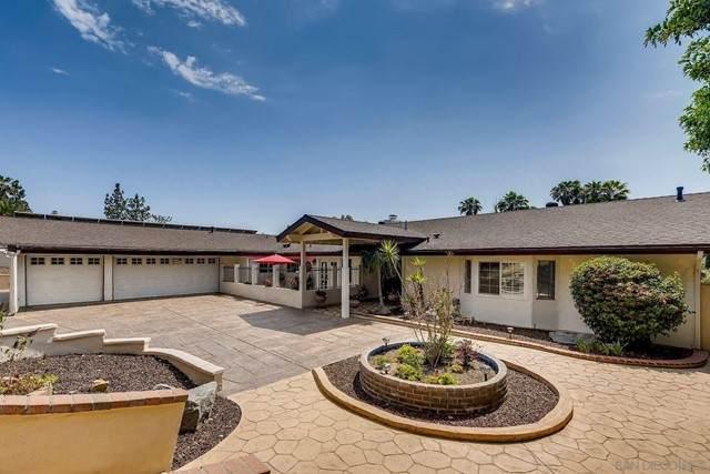 1548 Shadow Knolls Dr, El Cajon, CA 92020 (#210017301) :: Swack Real Estate Group   Keller Williams Realty Central Coast