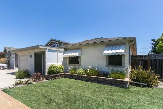 213 Mira Vista Drive, Santa Cruz, CA 95060 (MLS #ML81850206) :: CARLILE Realty & Lending