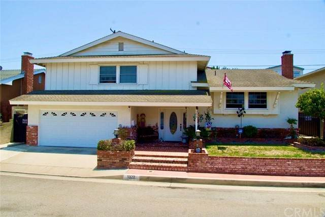 1322 264th Street, Harbor City, CA 90710 (#SB21135342) :: The Miller Group