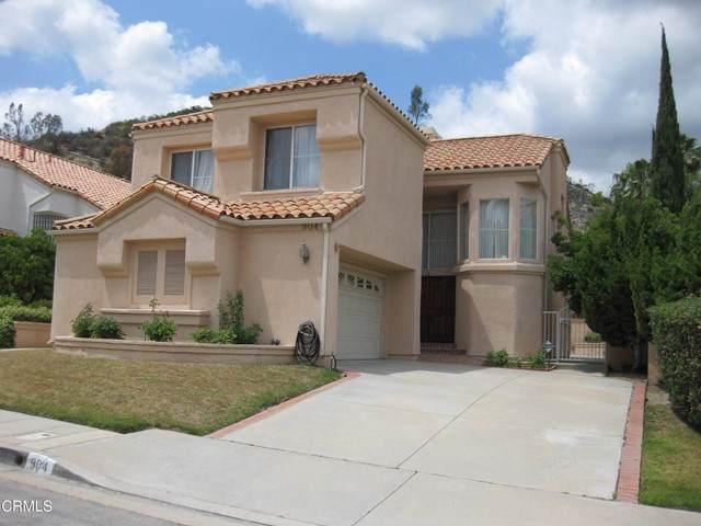 904 Calle Simpatico, Glendale, CA 91208 (#P1-5365) :: American Real Estate List & Sell