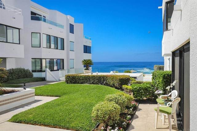 100 Coast Boulevard #204, La Jolla, CA 92037 (#NDP2107202) :: Swack Real Estate Group | Keller Williams Realty Central Coast