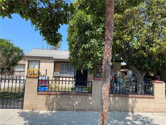122 N Jackson Street, Santa Ana, CA 92703 (#PW21135740) :: First Team Real Estate