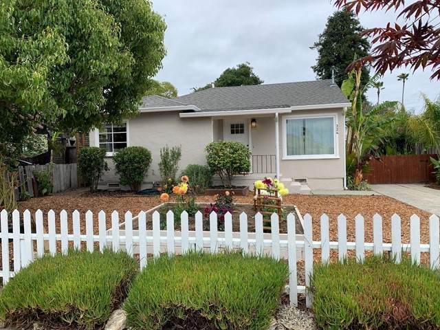 324 Harrison Avenue, Santa Cruz, CA 95062 (MLS #ML81850129) :: CARLILE Realty & Lending
