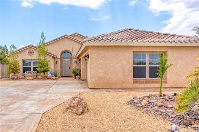 57247 Selecta Avenue, Yucca Valley, CA 92284 (#JT21135107) :: Pam Spadafore & Associates
