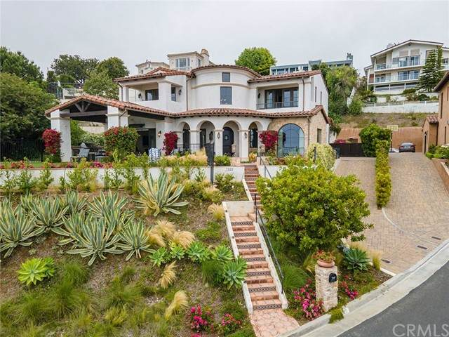 7322 Lunada Vista, Rancho Palos Verdes, CA 90275 (#OC21133946) :: The Miller Group