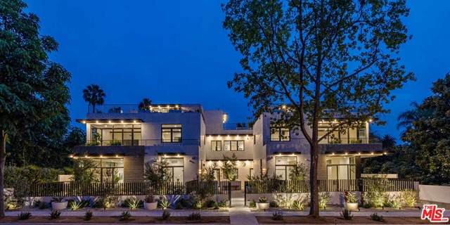 812 Huntley Drive #101, West Hollywood, CA 90069 (#21752072) :: Mint Real Estate
