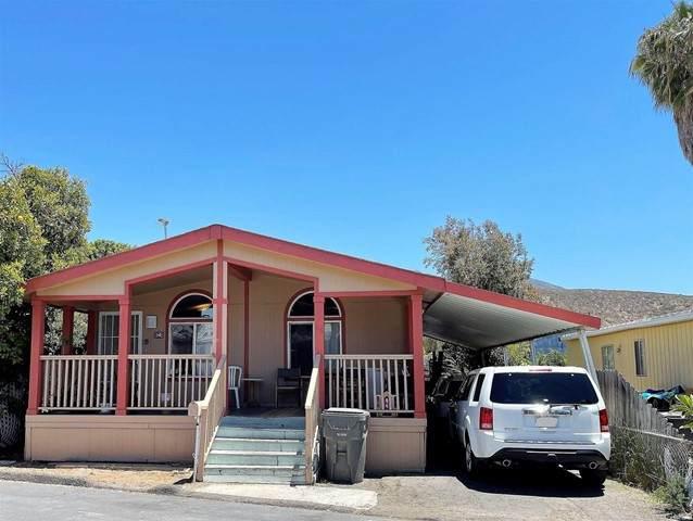10707 Jamacha Boulevard #69, Spring Valley, CA 91978 (#PTP2104352) :: Powerhouse Real Estate