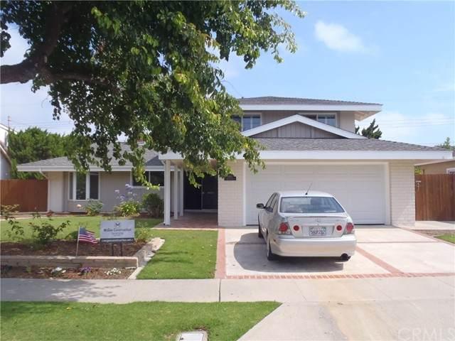 1996 Balearic Drive, Costa Mesa, CA 92626 (MLS #OC21135775) :: CARLILE Realty & Lending