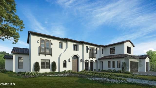 2628 Calbourne Lane, Thousand Oaks, CA 91361 (#221003397) :: The Miller Group