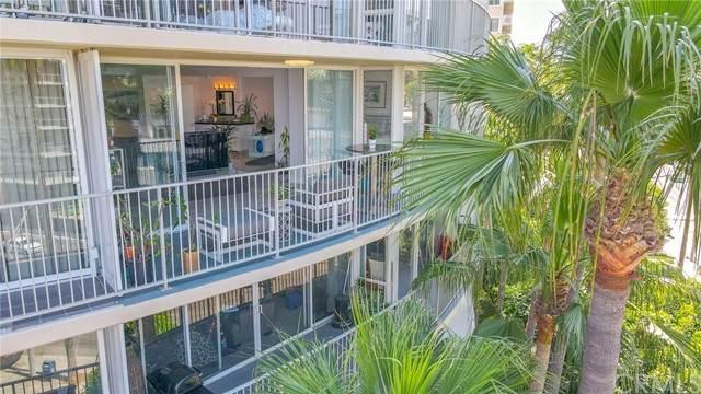 700 E Ocean Boulevard #1003, Long Beach, CA 90802 (#PW21135849) :: The Miller Group