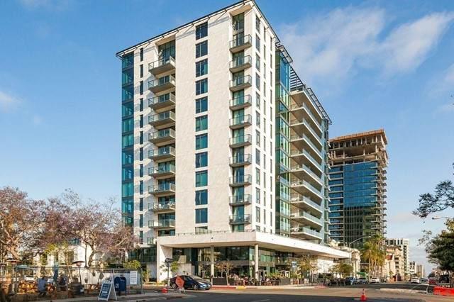 2855 5th Avenue #606, San Diego, CA 92103 (#210017330) :: Zutila, Inc.