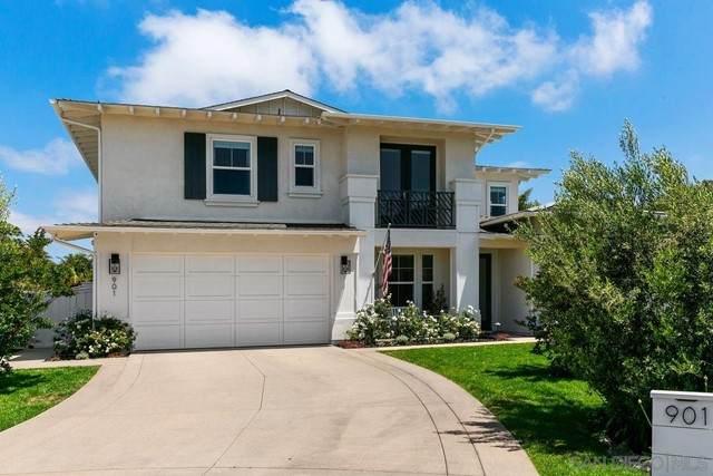 901 Channel Island Dr, Encinitas, CA 92024 (#210017331) :: Swack Real Estate Group | Keller Williams Realty Central Coast