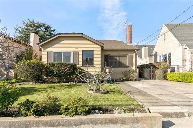 839 Crossway Road, Burlingame, CA 94010 (#ML81850263) :: Mint Real Estate
