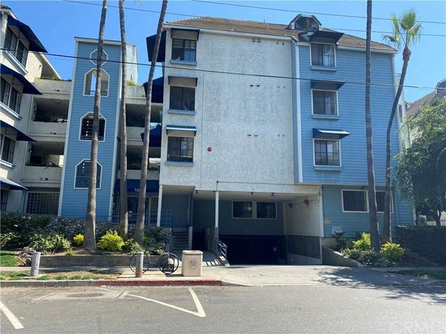 720 W 4th Street #202, Long Beach, CA 90802 (#PW21135909) :: The Miller Group
