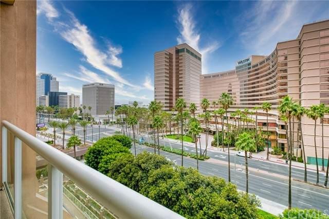 388 E Ocean Boulevard #707, Long Beach, CA 90802 (#PW21134461) :: The Miller Group