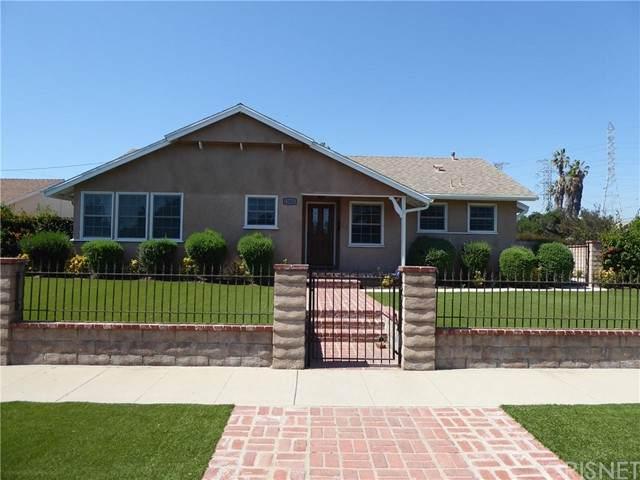 13201 Millrace Street, Sun Valley, CA 91352 (MLS #SR21135979) :: CARLILE Realty & Lending