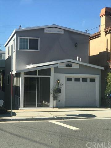 1205 7th Place, Hermosa Beach, CA 90254 (#SB21119639) :: The Miller Group