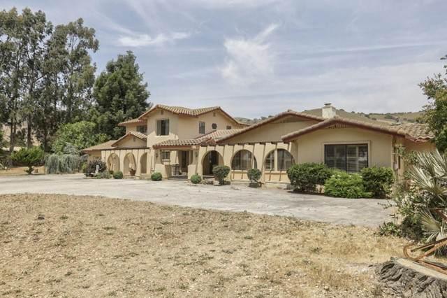 1103 Old Stage Road, Salinas, CA 93908 (MLS #ML81850280) :: CARLILE Realty & Lending