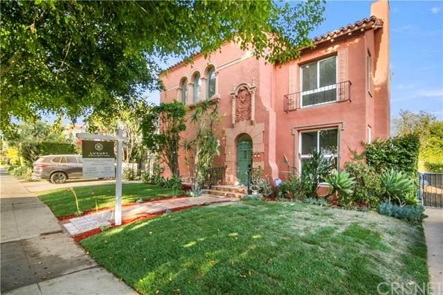 1150 S Hayworth Avenue, Los Angeles (City), CA 90035 (#SR21125147) :: Team Tami