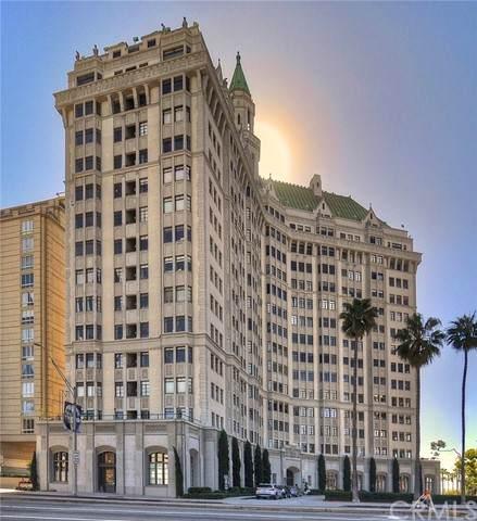 800 E Ocean Boulevard #505, Long Beach, CA 90802 (#PW21135762) :: The Miller Group