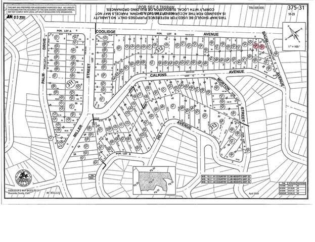 0 Strickland (Former Coolidge) Avenue, Lake Elsinore, CA 92530 (#SW21129897) :: Frank Kenny Real Estate Team