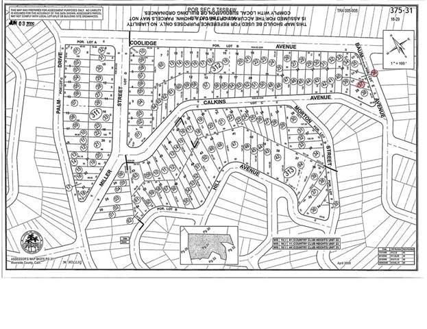 0 Baum Avenue, Lake Elsinore, CA 92530 (#SW21129905) :: Frank Kenny Real Estate Team