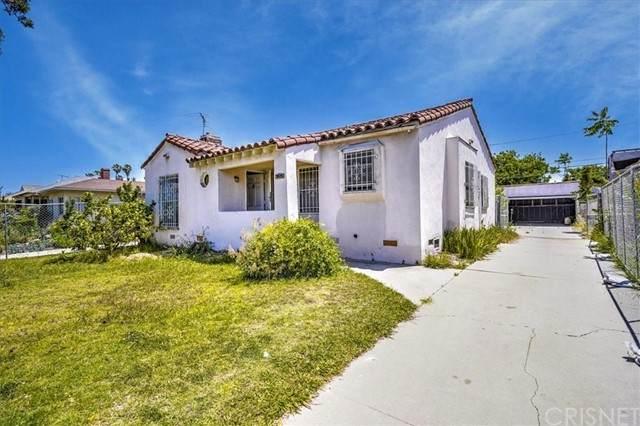 3526 West Boulevard, Los Angeles (City), CA 90016 (#SR21111379) :: Team Tami