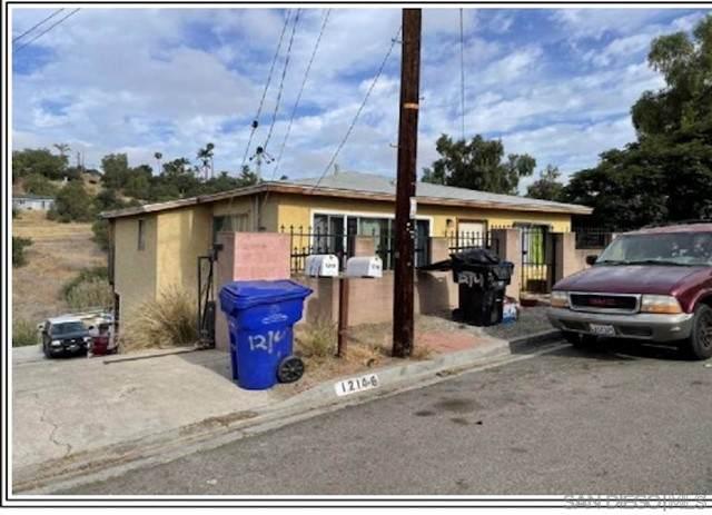 1214 16 Wren, San Diego, CA 92114 (#210017351) :: Swack Real Estate Group   Keller Williams Realty Central Coast