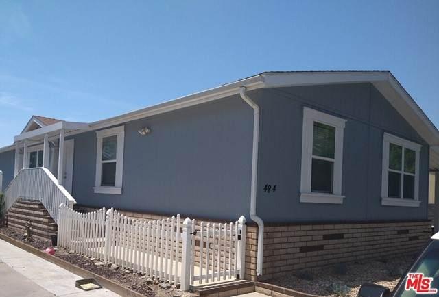 15455 Glenoaks Blvd Space 484, Sylmar, CA 91342 (#21752242) :: The Miller Group
