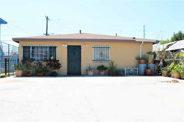 240 E 99th Street, Los Angeles (City), CA 90003 (#IN21110165) :: Team Tami