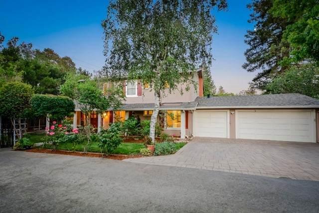 1995 Deodara Drive, Los Altos, CA 94024 (#ML81850326) :: American Real Estate List & Sell