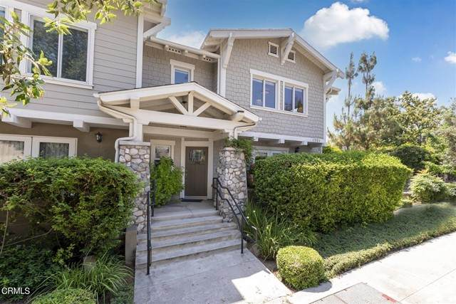1701 N Fair Oaks Avenue #104, Pasadena, CA 91103 (#P1-5375) :: American Real Estate List & Sell