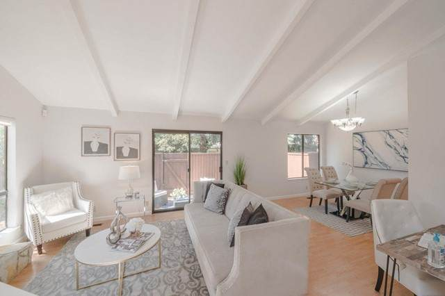 551 Manet Terrace, Sunnyvale, CA 94087 (#ML81850316) :: American Real Estate List & Sell