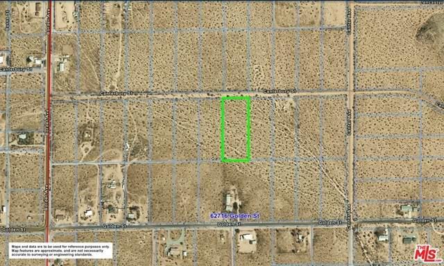 62665 Canterbury, Joshua Tree, CA 92252 (#21752266) :: Frank Kenny Real Estate Team