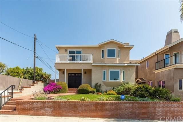 817 Avenue C, Redondo Beach, CA 90277 (#SB21074893) :: The Miller Group