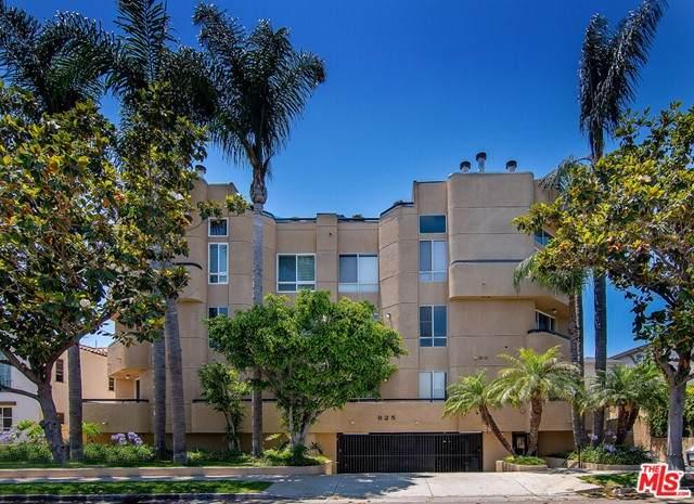825 S Shenandoah Street #303, Los Angeles (City), CA 90035 (#21749118) :: Team Tami