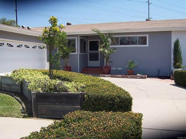 6200 Twin Lake Drive, La Mesa, CA 91942 (#PTP2104363) :: Swack Real Estate Group | Keller Williams Realty Central Coast