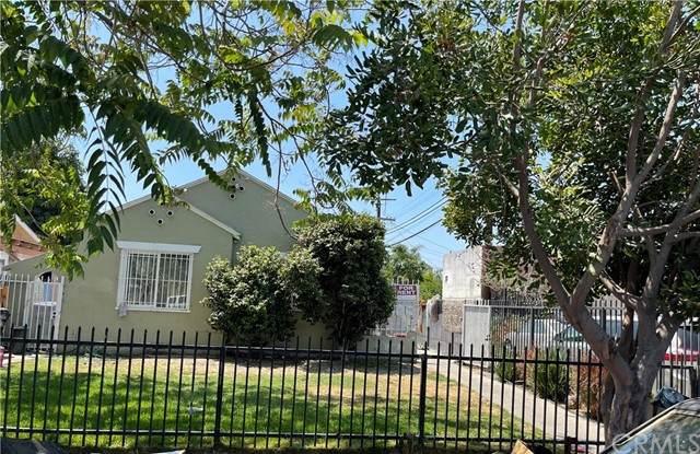 612 E 87th Street E, Los Angeles (City), CA 90002 (#PW21132981) :: Team Tami