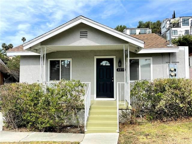 4015 Portola Avenue, Los Angeles (City), CA 90032 (#AR21128342) :: Team Tami