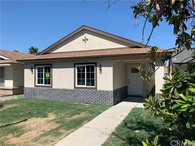 1153 S Buena Vista Street, Hemet, CA 92543 (#SW21136214) :: Zutila, Inc.