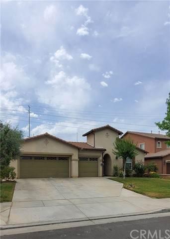 333 Caldera Street, Perris, CA 92570 (#SW21136224) :: American Real Estate List & Sell