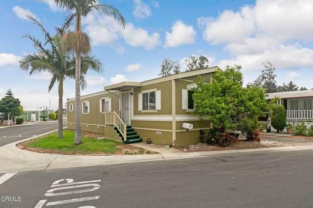 1597 Cherry Avenue #98, Oxnard, CA 93033 (#V1-6632) :: Compass
