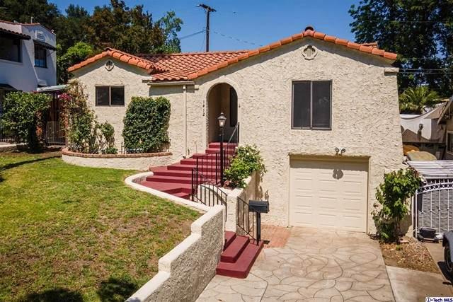1412 N Columbus Avenue, Glendale, CA 91202 (#320006575) :: The Miller Group